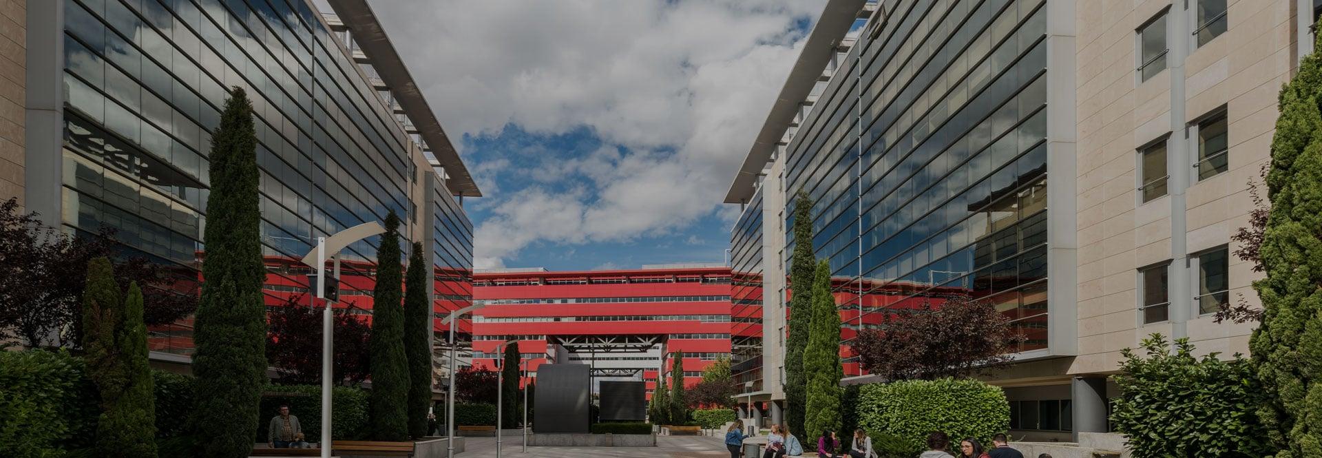 Oficinas Parque empresarial Rivas Vaciamadrid